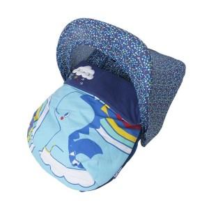 Tuc Tuc - Saco de Primavera Ovinho Enjoy & Dream Azul
