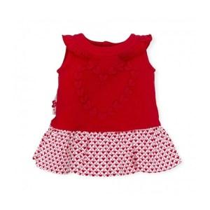 Agatha Ruiz de La Prada - Vestido Vermelho Coração