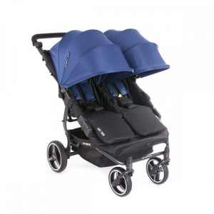Baby Monsters - Carrinho Easy Twin 3S Midnight