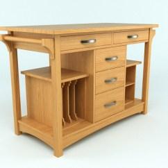 Kitchen Work Station Storage Cabinets With Doors Workstation Sketchucation