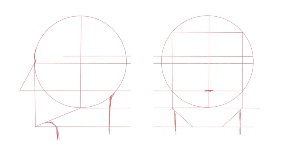 medium resolution of you ll be creating a combo of ears plus nose use the attached file for the head position or make your own character