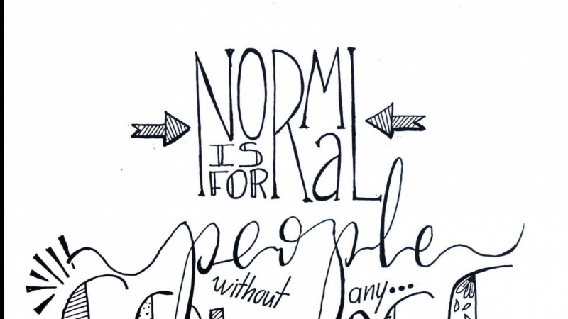 Handlettering for Beginners: Letter Your Personal Quote