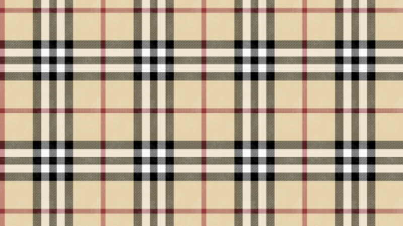 Fall Colors Mobile Wallpaper Burberry Plaid Skillshare Projects