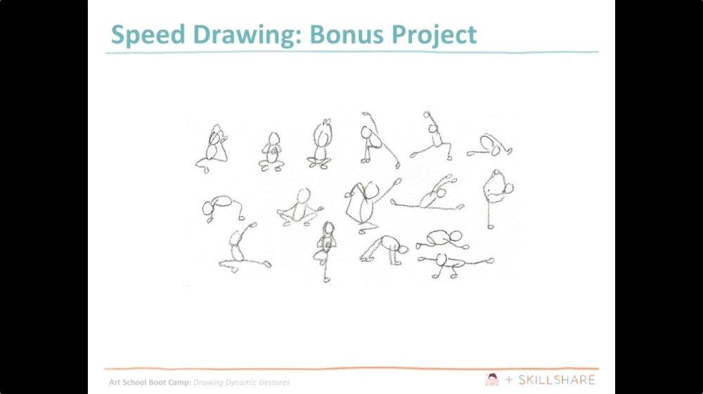 medium resolution of art school boot camp drawing dynamic gestures christine nishiyama skillshare
