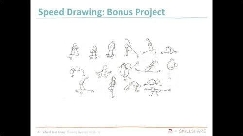small resolution of art school boot camp drawing dynamic gestures christine nishiyama skillshare