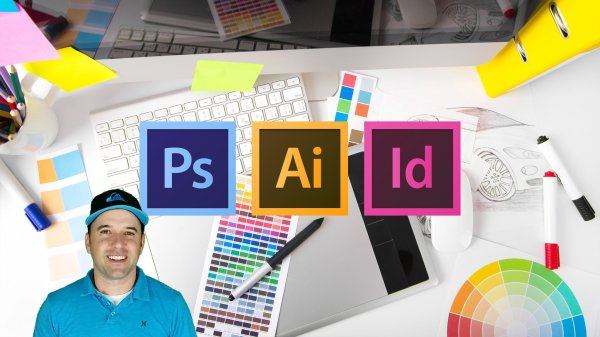 Graphic Design Beginners Part 1 - Learn And Apply Principles In Projects