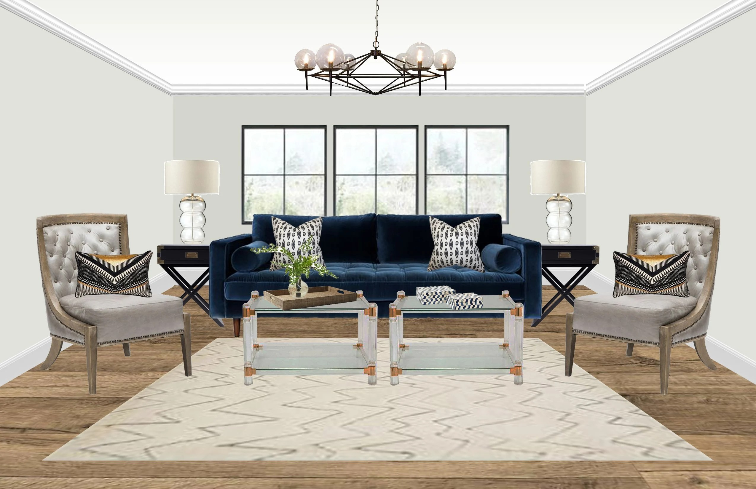 Interior Design Plan The Room Of Your Dreams In Photoshop