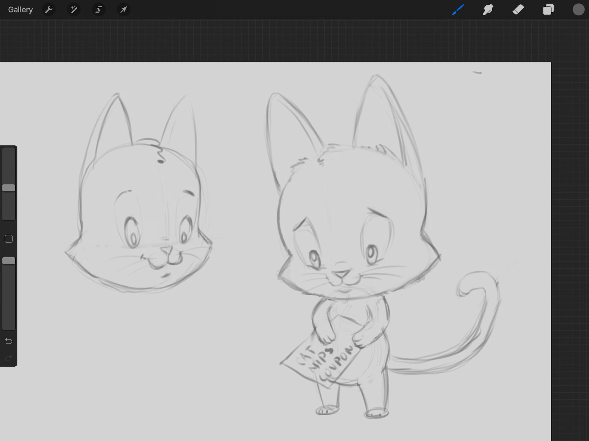 Cute Theory: Sketching Cute Cartoon Characters for