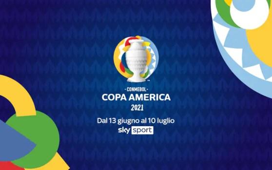 Su Sky arriva anche la Copa America 2021 l Sky Sport