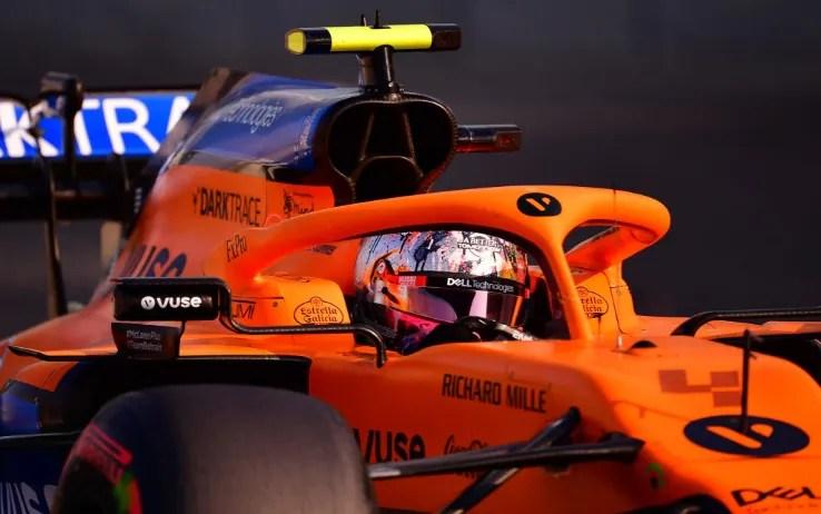 F1, McLaren: la monoposto del 2021 si chiama MCL35M   Sky Sport