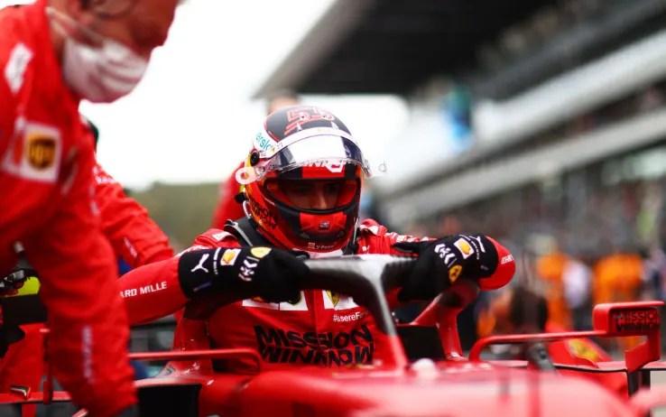 Formula 1, Ferrari: Sainz al GP Turchia con il 4° motore, partirà ultimo in  griglia | Sky Sport