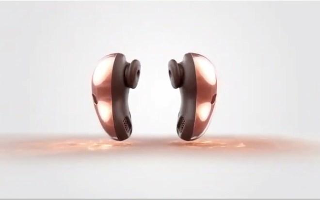 I nuovi auricolari Samsung Buds Live
