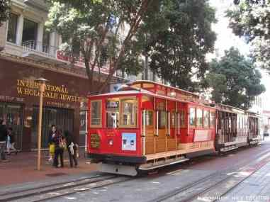 San Francisco : Union Square, downtown, cable car, Fisherman's Wharf photo 19