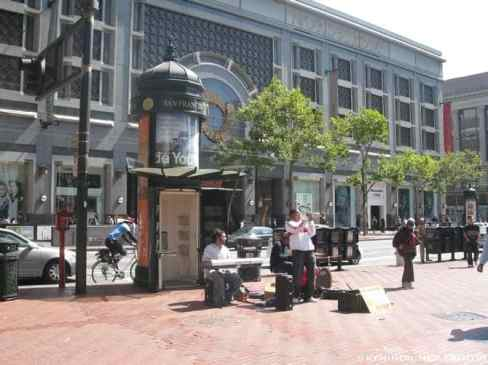 San Francisco : Union Square, downtown, cable car, Fisherman's Wharf photo 16