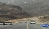 أمطار متوقعة وانخفاض فى درجات الحرارة بمناطق فى المملكة