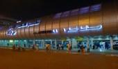 مطار القاهرة الدولي يستقبل 13 مصرياً رحلتهم المملكة