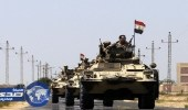 الجيش المصري يقضي على مسلحا ويضبط 22 من المشتبه فيهم بشمال سيناء
