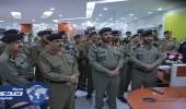 بالصور.. مدير الأمن العام يزور مديرية شرطة منطقة القصيم
