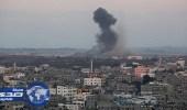 غارات جوية إسرائيلية على قطاع غزة