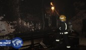 السيطرة على حريق فى شقة سكنية بمكة .. والمدني ينقد 25 شخصاً
