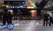 مختل عقلياً يهاجم محطة قطارات ألمانية بـ«فأس»