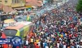 آلاف المحتجين يطالبون رئيس غينيا بيساو بالتنحي