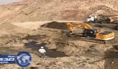«هيئة البيئة» ترصد مصنعاً بمنطقة مكة يُسرب مخلفات خطرة