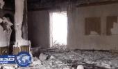 بالفيديو: تدمير قصر الشيخة موزة في تدمر بعد تحريرها