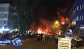مقتل وإصابة 30 مدنيا في تفجير انتحاري ببغداد