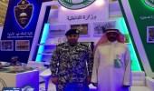 وزارة الداخلية تشارك في معرض الرياض الدولي للكتاب