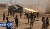 الجيش اليمني يحكم سيطرته الكاملة على التبة الحمراء وجبل القناصين بنهم