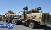 قائد سعودي : حسم العقبان من أكبر التمارين على مستوى الشرق الأوسط