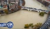 فيضانات تكتسح شوارع مدينة أسترالية