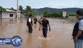 الفيضانات تحاصر مئات الأشخاص في بيرو