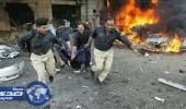 مقتل وإصابة 45 في انفجار بشمال غرب باكستان