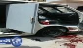 بالفيديو والصور.. الجهات الأمنية تباشر سطو مسلح على سيارة نقل أموال بالرياض