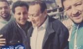 بالصور .. شبيه مبارك يروي مواقف طريفة حدثت معه