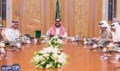 مجلس الشؤون الاقتصادية يستعرض عددًا من الموضوعات