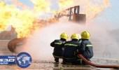 صحيفة مصرية تنشر صورة أول مبتعث لدراسة فن إطفاء الحرائق قبل 70 عاما
