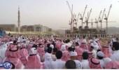 دفن والد الشيخ صالح المغامسي ببقيع الغرقد