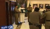 مدير مرور جدة يكرم المشاركين في نجاح فاعليات أسبوع المرور الخليجي الموحد