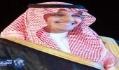 أحمد بن فهد بن سلمان يشكر الأمير الشاعر عبدالرحمن بن مساعد لتبرعه بريع الأمسية الشعرية