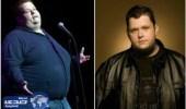 بالصور.. مشاهير خسروا الكثير من وزنهم الزائد