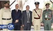 ترقية ضابط  شرطة اماراتى لتحريره مخالفة مرورية لنفسه ( فيديو )