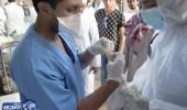 بالصور .. انطلاق حملة إرشادية بسوق الطيور للكشف المبكر عن الأمراض
