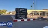 مستشفى عفيف يستقبل  100 حالة تنفسية وحادث اليوم بسبب الغبار
