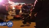 بالصور..إصابة شاب بنزيف في مضاربة جماعية بضمد