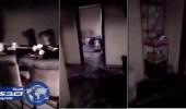 بالفيديو.. مواطنة توثق دمار منزلها بسبب «سكوتر ذكي»