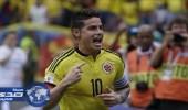 جماهير كولومبيا تطلب سحب شارة القائد من نجم ريال مدريد