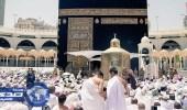 طلاب كلية المسجد الحرام يشاركون في خدمة الصائمين بالحرم المكي